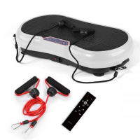 Vibration Machine for Whole Body Weight Loss 120 Speeds 200W - White